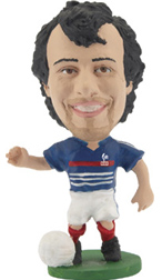 Michel Platini   France Home (1984)