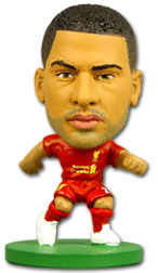 Glen Johnson Liverpool Home (2012/13) Soccerstarz