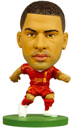 Glen Johnson Liverpool Home (2013/14) Soccerstarz