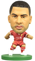 Glen Johnson Liverpool Home (2014/15) Soccerstarz