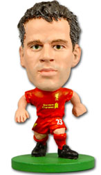 Jamie Carragher Liverpool Home (2012/13) Soccerstarz