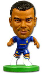 Ashley Cole Chelsea Home (2012/13) Soccerstarz
