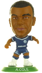 Ashley Cole Chelsea Home (2013/14) Soccerstarz