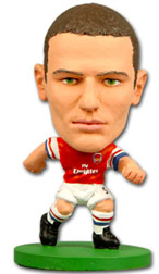 Thomas Vermaelen Arsenal Home (2012/13) Soccerstarz