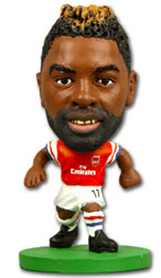 Alex Song Arsenal Home (2012/13) Soccerstarz