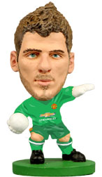 David De Gea Manchester United Home (2015/16) Soccerstarz