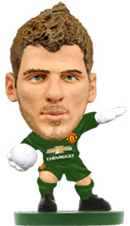 David De Gea Manchester United Home (2018/19) Soccerstarz