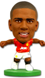 Ashley Young Manchester United Home (2012/13) Soccerstarz
