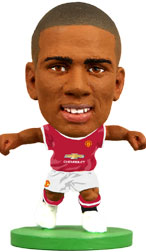 Ashley Young Manchester United Home (2015/16) Soccerstarz