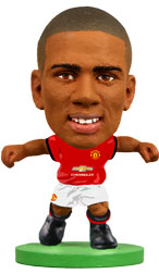 Ashley Young Manchester United Home (2017/18) Soccerstarz