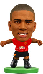 Ashley Young Manchester United Home (2018/19) Soccerstarz
