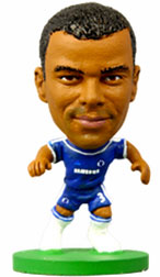 Ashley Cole Chelsea Home (2011/12) Soccerstarz