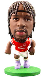 Gervinho Arsenal Home (2012/13) Soccerstarz
