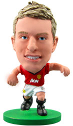 Phil Jones Manchester United Home (2012/13) Soccerstarz