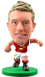 Phil Jones Manchester United Home (2014/15) Soccerstarz