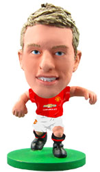 Phil Jones Manchester United Home (2016/17) Soccerstarz