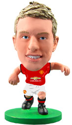 Phil Jones Manchester United Home (2017/18) Soccerstarz