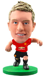 Phil Jones Manchester United Home (2018/19) Soccerstarz