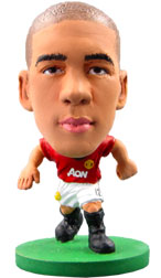 Chris Smalling Manchester United Home (2012/13) Soccerstarz