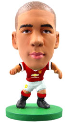 Chris Smalling Manchester United Home (2014/15) Soccerstarz