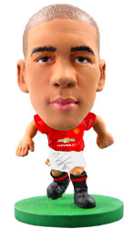 Chris Smalling Manchester United Home (2016/17) Soccerstarz