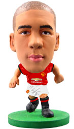 Chris Smalling Manchester United Home (2017/18) Soccerstarz