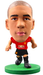 Chris Smalling Manchester United Home (2018/19) Soccerstarz