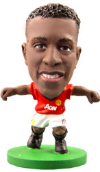 Danny Welbeck Manchester United Home (2012/13) Soccerstarz
