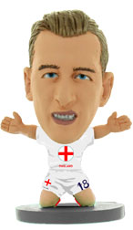 Harry Kane England Home (Flag) Soccerstarz