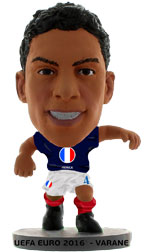 Raphael Varane France Home (Flag) Soccerstarz