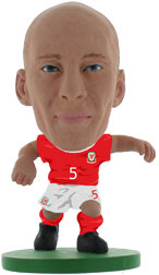 James Collins Wales Home Soccerstarz