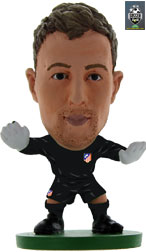Jan Oblak Atletico Madrid Home (Classic) Soccerstarz