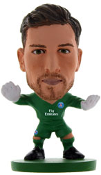Kevin Trapp Paris St Germain Home (2016/17) Soccerstarz