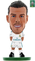 Gareth Bale Real Madrid Home (2017/18) Soccerstarz