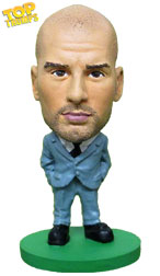 Pep Guardiola Manchester City Suit Soccerstarz