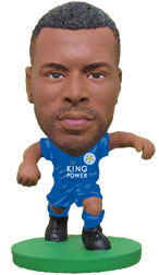 Wes Morgan Leicester City Classic Soccerstarz