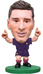 Lionel Messi Barcelona Away (2016/17) Soccerstarz