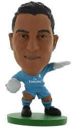 Keylor Navas Real Madrid Home (2016/17) Soccerstarz