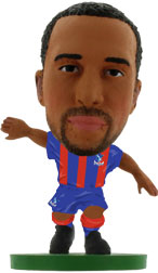 Andros Townsend Crystal Palace Home (Classic) Soccerstarz