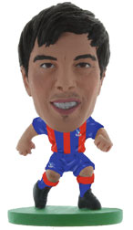 James Tomkins Crystal Palace Home (Classic) Soccerstarz