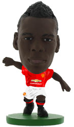Paul Pogba Manchester United Home (2016/17) Soccerstarz