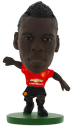 Paul Pogba Manchester United Home (2018/19) Soccerstarz