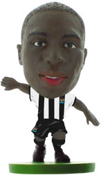 Mohamed Diame Newcastle United Home (Classic) Soccerstarz