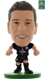 Julian Draxler Paris St Germain Home (2017/18) Soccerstarz