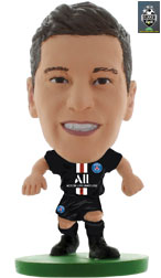Julian Draxler Paris St Germain Home (2019/20) Soccerstarz