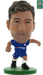Marcos Alonso Chelsea Home (2017/18) Soccerstarz