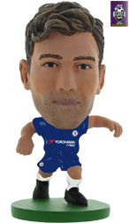 Marcos Alonso Chelsea Home (2018/19) Soccerstarz