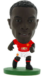 Eric Bailly Manchester United Home (2017/18) Soccerstarz