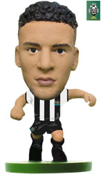 Jamaal Lascelles Newcastle United Home (Classic) Soccerstarz