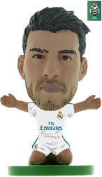 Alvaro Morata Real Madrid Home (2017/18) Soccerstarz